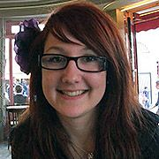 Charlotte, History of Art, Design and Film student