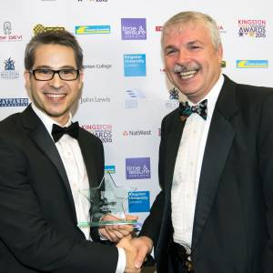 Kingston University names Figment Agency as Best Creative and Media Sector Business