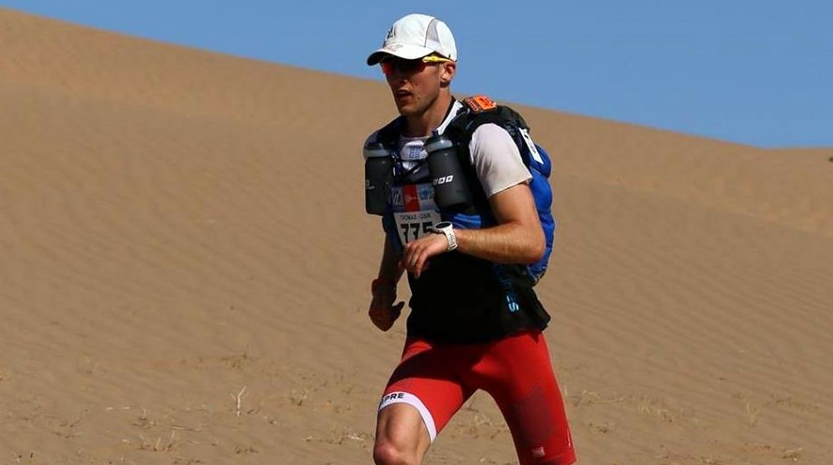 Kingston University's heat acclimation lab helps top British runner race to success at 2017 Marathon des Sables