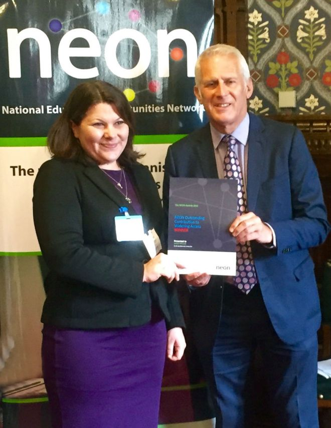 Shadow Minister of Higher Education, Further Education and Skills Gordon Marsden