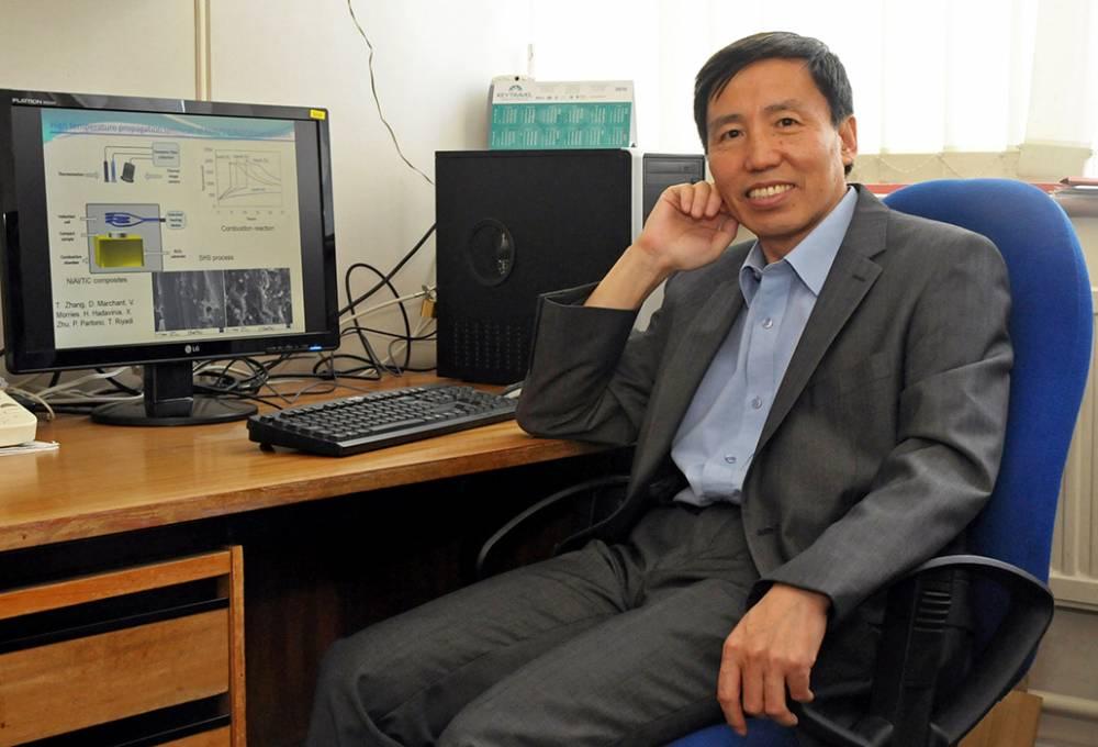 Professor Tao Zhang