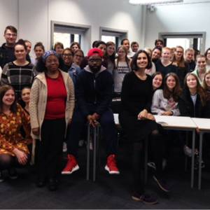 Disability Rights history comes to life – oral history project helps Kingston University student nurses and teachers learn about disability and inclusion