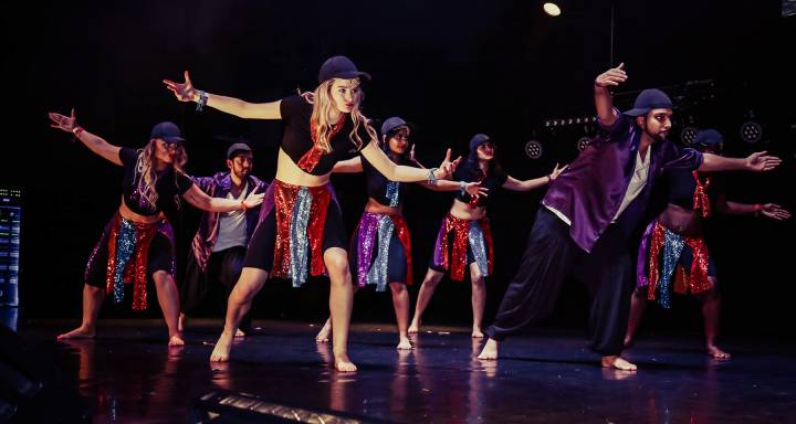 Kingston University multicultural dance troupe secures second place at national Bollywood competition