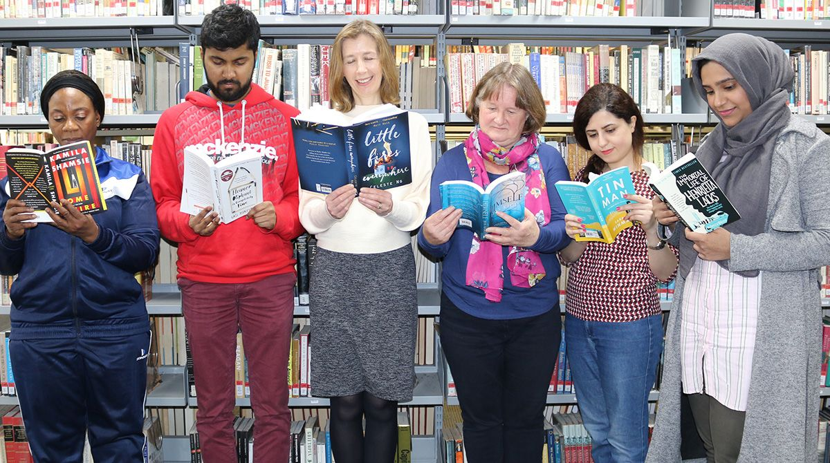 Six leading female authors in the running for this year's Kingston University Big Read as shortlisted titles announced