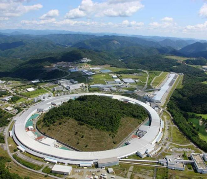 Japan's SPring-8 Synchotron Facility