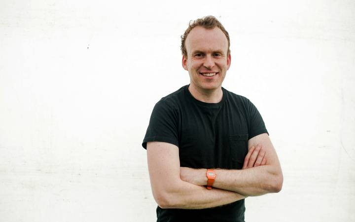 Kingston University awards best-selling author Matt Haig with Honorary Doctor of Arts