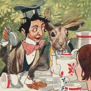 From the web: Alice in Wonderland at 150: innocent fantasy or dark and druggy?