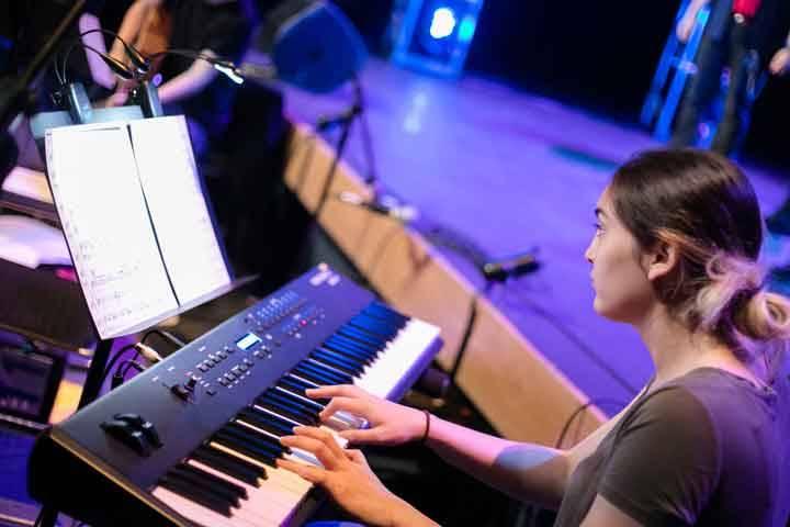 Focus your skills in music teaching