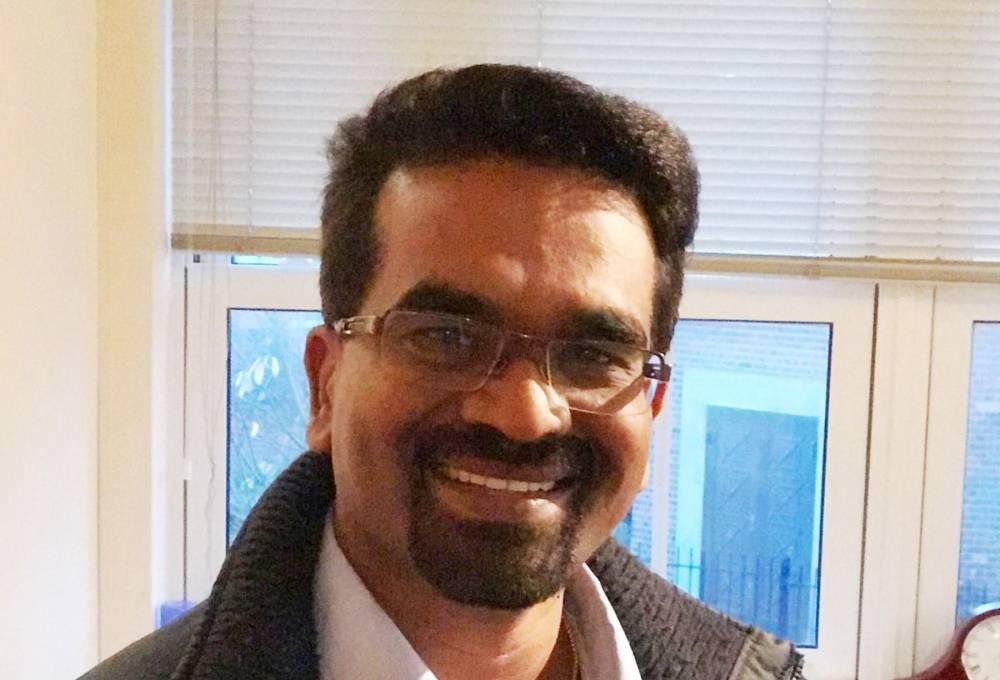 Dr Doni Daniel