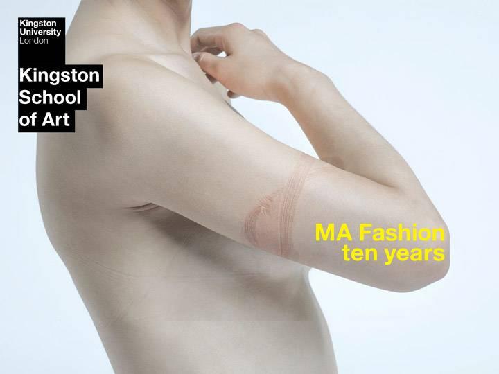 Kingston Fashion MA Graduate Show 2017