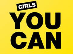 Girls, you can get fit with a friend and try a new sport during 'This KU Girl Can' week at Kingston University (7–13 November 2016)