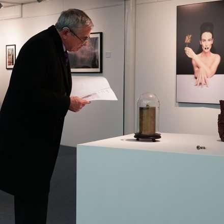 Francesco Rocchi, Shaped, Atkinson Gallery, 2017