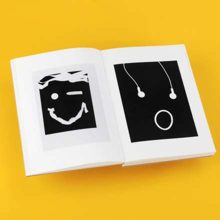 Graphic design work by Anna Hidvegi
