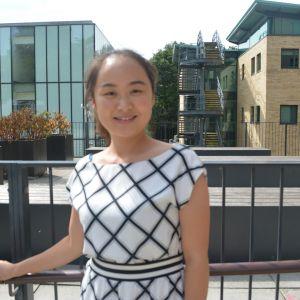 Nancy, MBA student, Beijing