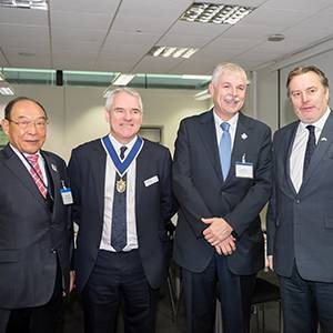 Kingston University showcase facilities to Korean delegation during visit organised through link up with Kingston Chamber of Commerce
