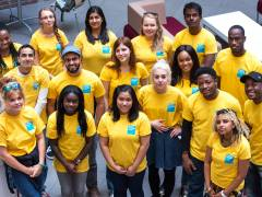 Kingston University-led project secures £500k from Government to expand successful approach to tackling BME attainment gap