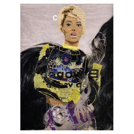 Beyonce backcover image