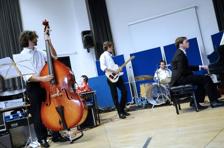 Subject-specific open day: music