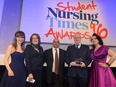 Novel approach using drama to train mental health nurses sees Kingston University and St George's, University of London scoop Student Nursing Times Award