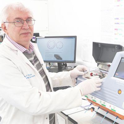 Professor Andrey Karlyshev