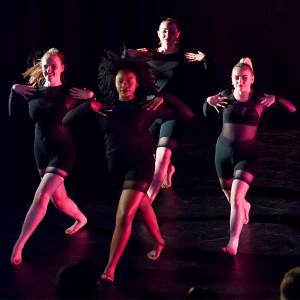 Kingston University performing arts students captivate audiences at Rose Theatre with annual end of year festival