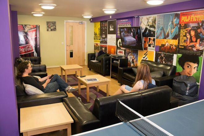 IQ Wave common room
