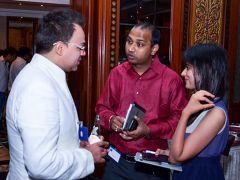 Kingston University alumni dinner in Chennai
