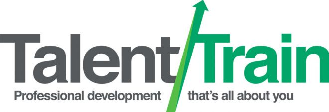 Talent Train logo