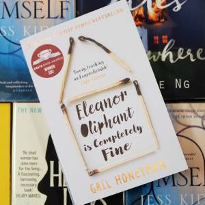Sunday Times bestseller Eleanor Oliphant is Completely Fine by Gail Honeyman named latest  Kingston University Big Read novel