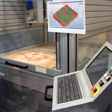 Z-Corporation 3D-printer