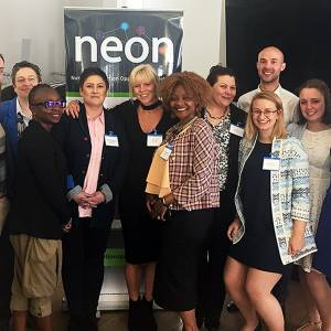 Kingston University picks up three 2017 NEON Awards recognising success in opening up higher education to all
