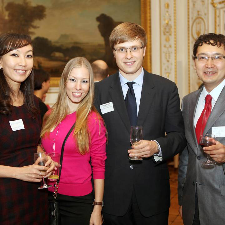 Kingston University Alumni Reception in Moscow