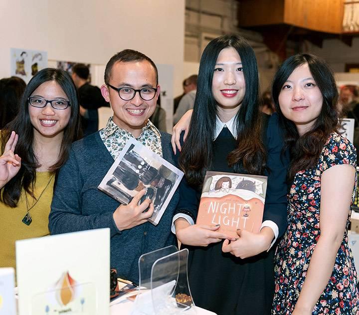 Postgraduate design exhibition