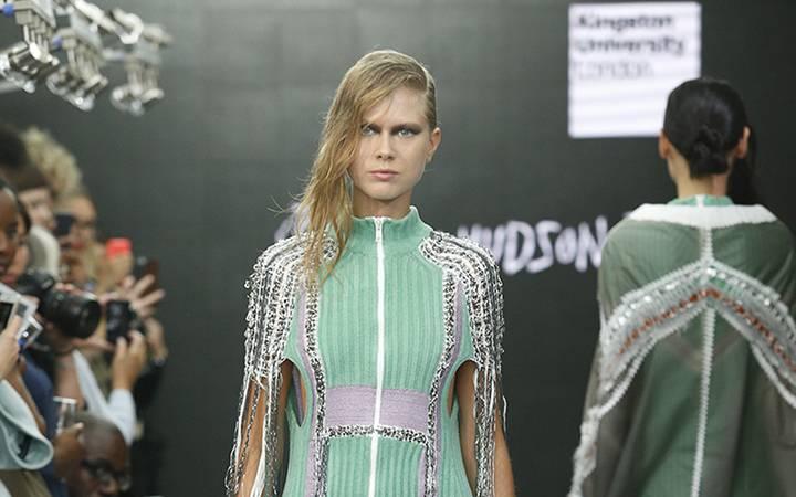 Kingston University MA Fashion students showcase fresh design talent on eve of London Fashion Week