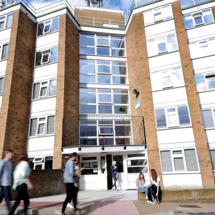Accommodation on Kingston Hill campus