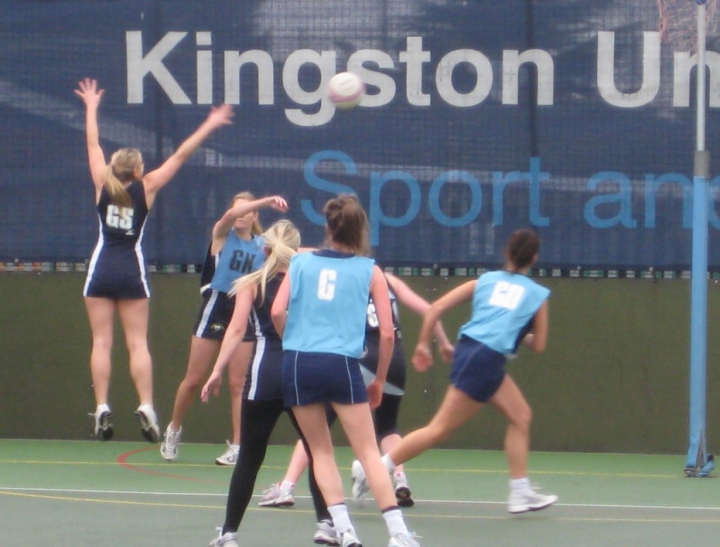 Netball at Tolworth Court