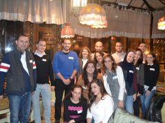 Kingston University alumni reunion in Jordan