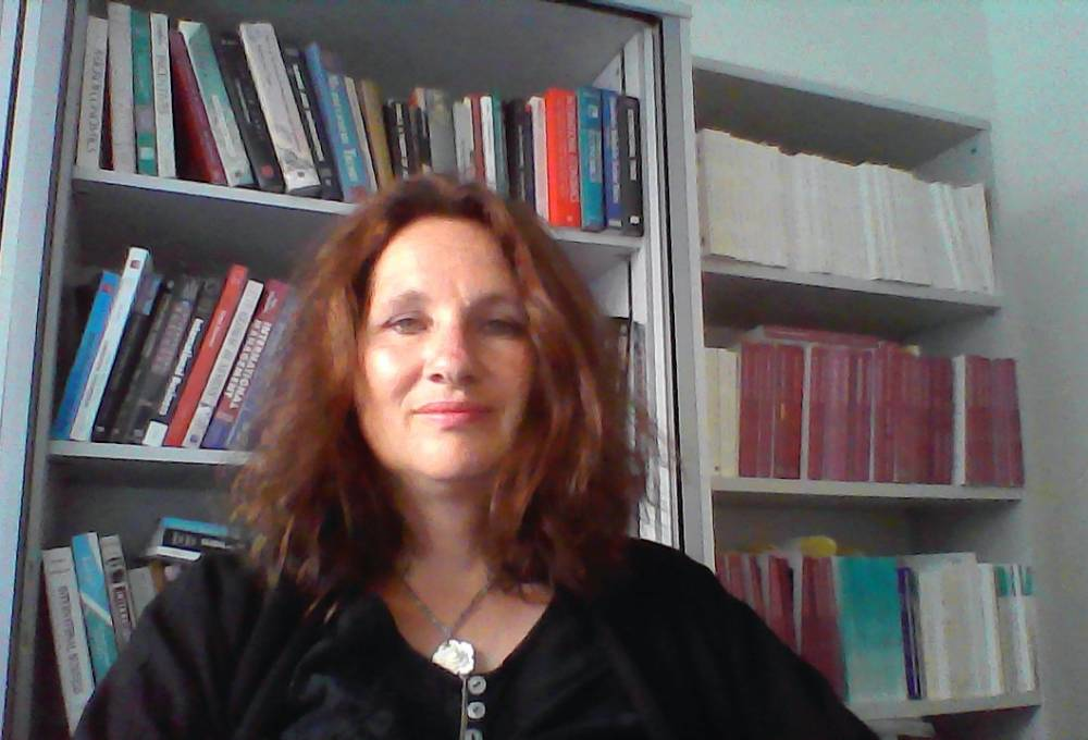 Professor Ursula F. Ott