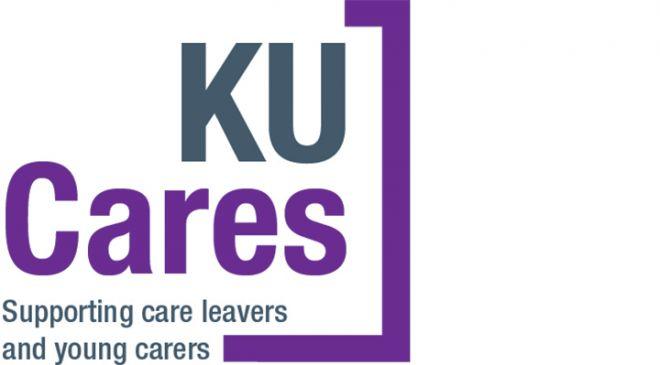 KU Cares logo
