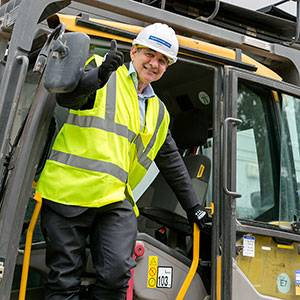 Vice-Chancellor clears the way for development of landmark Town House building at Penrhyn Road campus