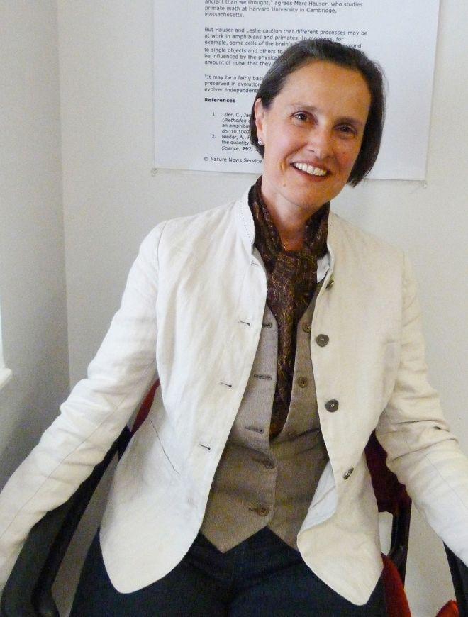 Dr Claudia Uller