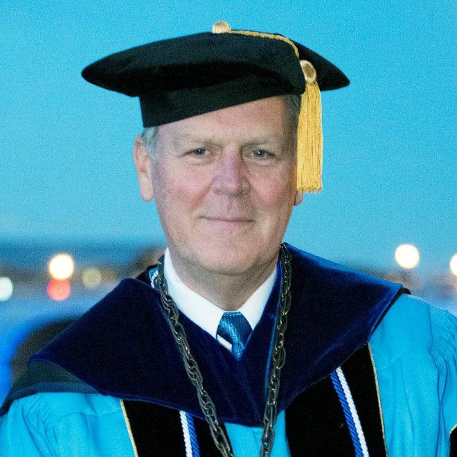 Dr Thomas J Haas HonDSc