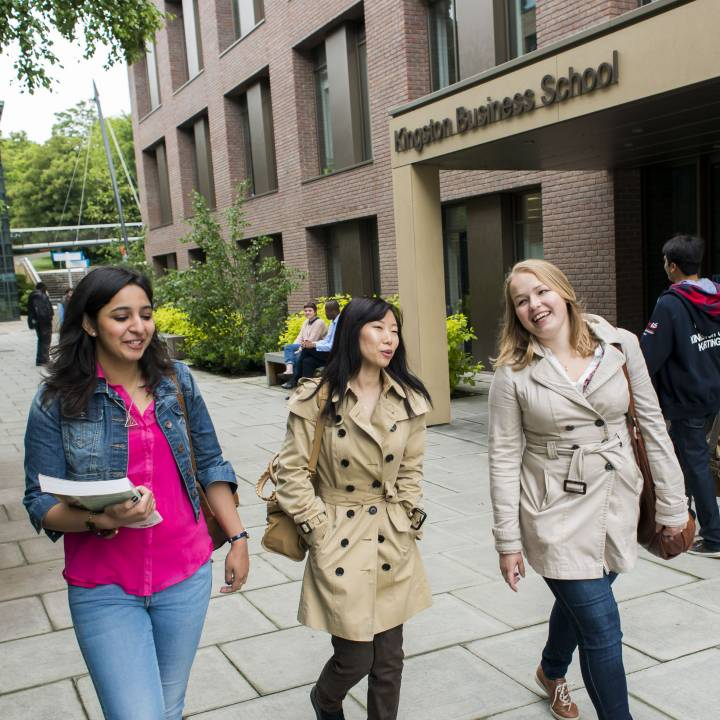 Kingston University MBA among Europe's top 50 in QS Global 200 Business Schools ranking report 2015