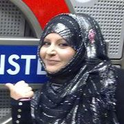 Farhat, Biomedical Science student