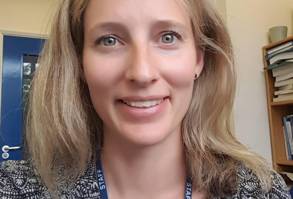 Dr Louisa Pavey