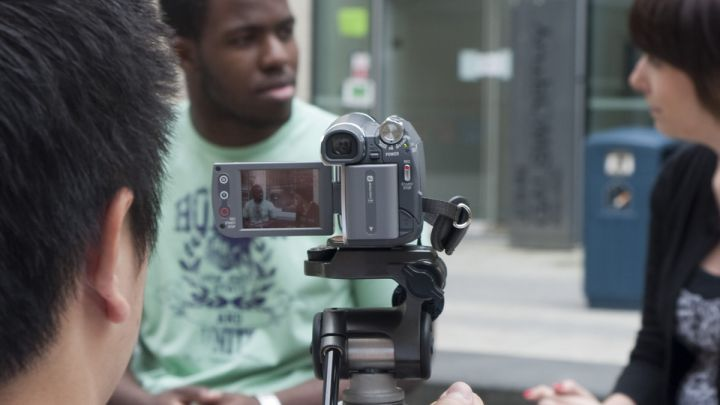 Street Reporter Screening and Awards night