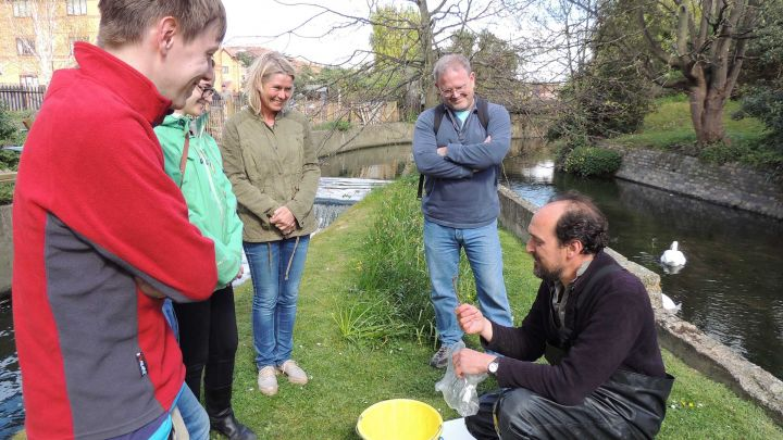 Eel Monitoring Training 2