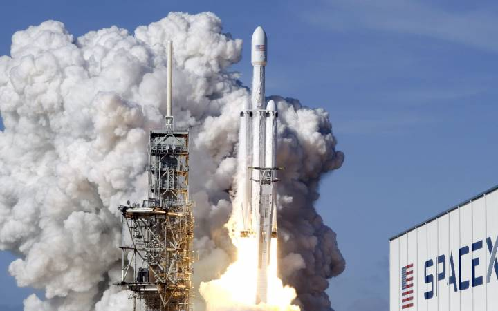 SpaceX: Sending cars to Mars is fun – but reusable rocket could eventually help solve world's energy problems, says Kingston University space expert