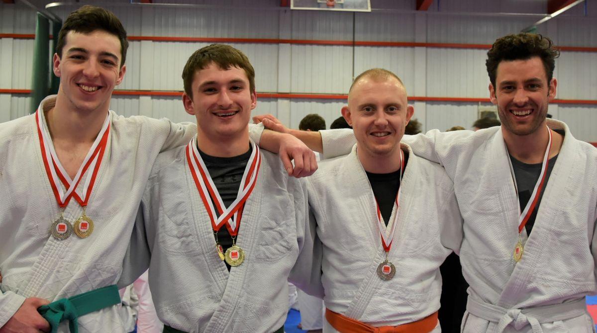 Kingston University's Jiu Jitsu maestros retain their crown at national championships