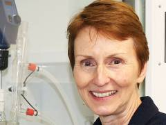 Astronaut Helen Sharman and chemist Dame Professor Julia Higgins unveil Kingston University's new state-of-the-art science and technology facilities